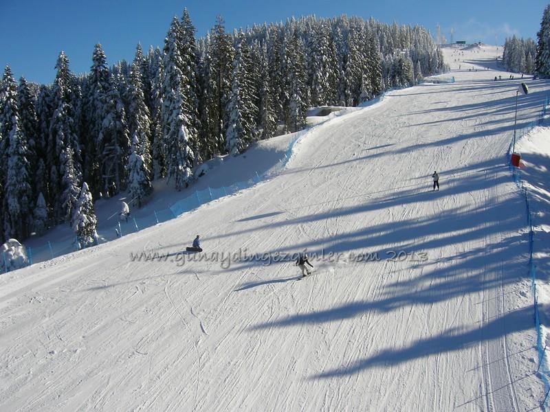 Ilgaz Daglari Milli Parki Ve Kayak Merkezi