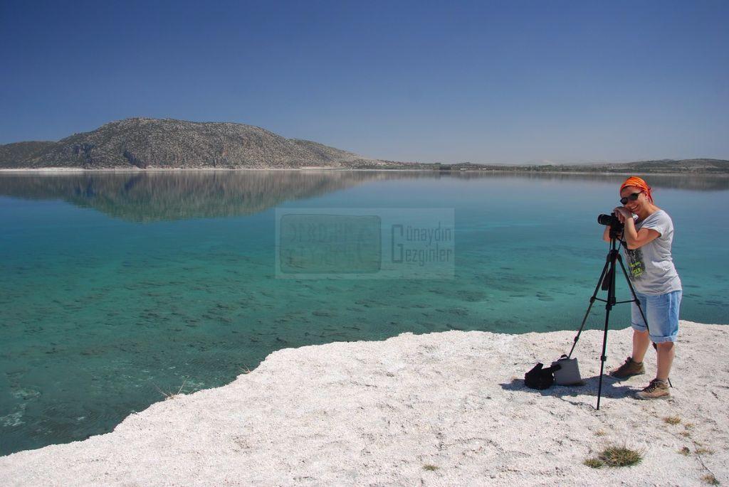Doğanın Mücevheri Salda Gölü