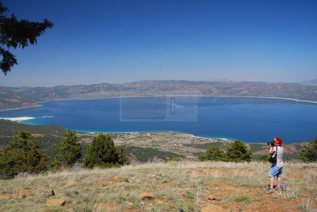 salda gölü nerede